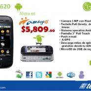 LG GW 620